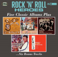 2CDVarious / Rock N Roll Heroes - Five Classic Albums / 2CD