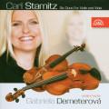 CDDemeterová Gabriela / Stamitz C.-6 Duos For Violin And Viola