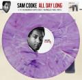 LPCooke Sam / All Day Long / Vinyl / Coloured