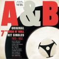 "10CDVarious / A & B Original 7"" Rock'N'Roll Hit Singles 55-62 / 10CD"