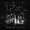 2LP / RPWL / God Has Failed - Live & Personal / Vinyl / 2LP / Gold