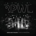 2LP / RPWL / God Has Failed - Live & Personal / Vinyl / 2LP / Blue