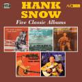 2CD / Snow Hank / Five Classic Albums / 2CD