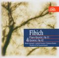 CDFibich Zdeněk / Piano Quartet,Op.11 Quintet,Op.42