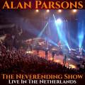 2CD/DVD / Parsons Alan / Neverending Show / Live / Netherlands / 2CD+DVD