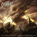 CD / Cognitive / Malevolent Thoughts Of A Hastened Extinction / Dgpk