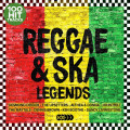 5CD / Various / Ultimate Reggae & Ska Legends / 5CD