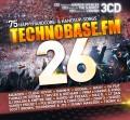 3CDVarious / Technobase.Fm Vol.26 / 3CD / Digipack