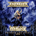 CD/BRD / Doro/Warlock / Triumph And Agony Live / CD+Blu-Ray