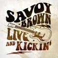 LPSavoy Brown / Live And Kickin' / Vinyl