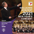 3LP / Wiener Philharmoniker / New Year's Concert 2021 / Vinyl / 3LP
