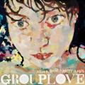 LPGrouplove / Never Trust A Happy Song / Coloured / Vinyl