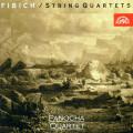 CDFibich Zdeněk / Smyčcové kvartet / Penocha Quartet