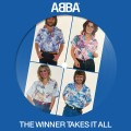 LPAbba / Winner Takes It All / 40th Anniversary / Single / Vinyl / Pict