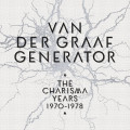 CD/BRD / Van Der Graaf Generator / Charisma Years / Box / 17CD+3Blu-Ray