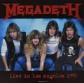 LPMegadeth / Live In Los Angeles 1995 / Vinyl