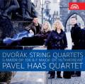 CDHaas Pavel Quartet / Dvořák String Quartets