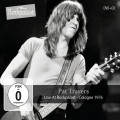 CD/DVDTravers Pat / Live At Rockpalast Cologne 1976 / CD+DVD