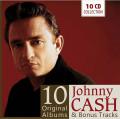 10CDCash Johnny / 10 Original Albums Original Albums / 10CD