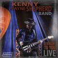 CD/BRDShepherd Kenny Wayne / Straight To You: Live / CD+Blu-Ray