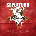 5CD / Sepultura / Sepulnation / Studio Albums 1998-2009 / Remastered / 5CD