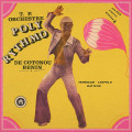 LPT.P Orchestre Poly Rythmo / Vol. 4 ' Yehouessi Leo.. / Vinyl