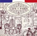 LPVarious / Café de Paris / Vinyl