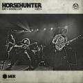 LP / Horsehunter / Day of Doom - Live / Vinyl / Limited / Brown