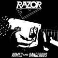LP / Razor / Armed and Dangerous / Reissue 2021 / Vinyl / Limited