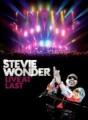 Blu-RayWonder Stevie / Live At Last / Blu-Ray Disc