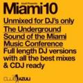 2CDVarious / Azuli Presents Miami 10 / Unmixed / 2CD
