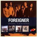 5CDForeigner / Original Album Series / 5CD