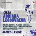 CDCilea Francesco / Adriana Lecouvreur / Levine James