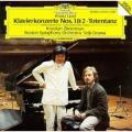 CDLiszt Franz / Klavierkonzerte Nos.1 & 2 / Totentanz / Zimerman
