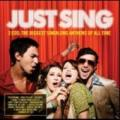 2CD/DVDVarious / Just Sing / 2CD+Karaoke DVD