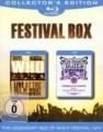 2Blu-RayWho/Moody Blues / Festival Box / 2Blu