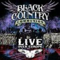 2CDBlack Country Communion / Live Over Europe / 2CD