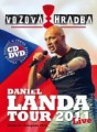 DVD/CDLanda Daniel / Vozová hradba / Tour 2011 / DVD+CD