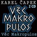 2CDČapek Karel / Věc Makropulos / 2CD
