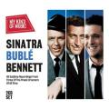 2CDBublé Michael / Sinatra,Buble,Bennet / 2CD