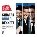2CDBublé Michael / Sinatra,Buble,Bennet / 2CD