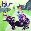 4CD/DVDBlur / Parklive / Limited / 4CD+DVD / Book