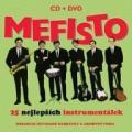 CD/DVDMefisto / 25 nejlepších instrumentálek / CD+DVD
