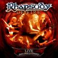 3LPRhapsody Of Fire / Live / From Chaos To Eternity / Vinyl / 3LP