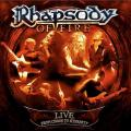 2CDRhapsody Of Fire / Live / From Chaos To Eternity / 2CD / Digipack