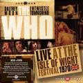 2CD/DVDWho / Live At The Isle Of Wight Festival 1970 / 2CD+DVD