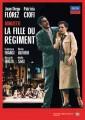 2DVDDonizetti / La Fille Du Regiment / Florez / Ciofi / 2DVD