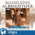 CDAlbrightová Madeleine / Pražská zima / MP3 / Digipack