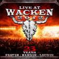 3DVDVarious / Live At Wacken 2012 / 3DVD