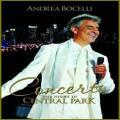 DVDBocelli Andrea / Concerto / One Night In Central Park